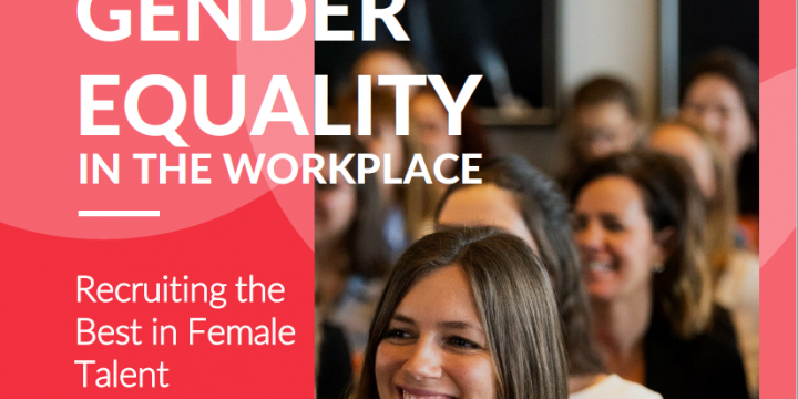 Gender Equality in the Workplace, Report 2019