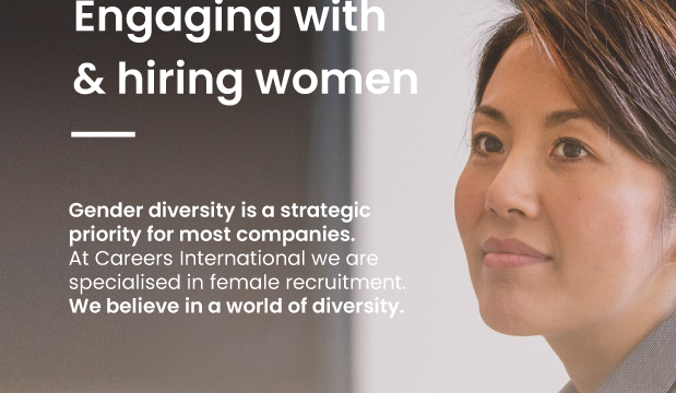 Engaging with <br>& hiring women